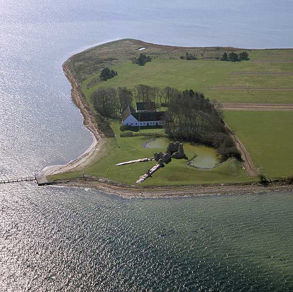 Aerial view, photo: Jan Kofod Winther (2006)